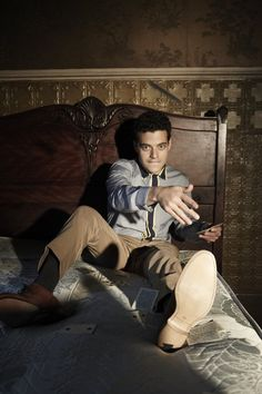 Rami Malek as Raphael Santiago, The Mortal Instruments & The Infernal Devices