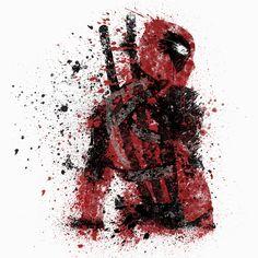 Deadpool - the cake is a lie! lol