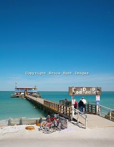 1947 Rod & Reel Pier, Anna Maria Island--My favorite grouper sandwich in all of Florida.