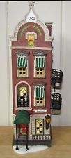 C/o Pam  Dept 56 Christmas in the City Village Building BEEKMAN HOUSE ~ MIB #58877