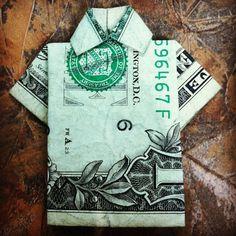 My money oragami