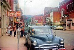 Deadwood, South Dakota, 1956