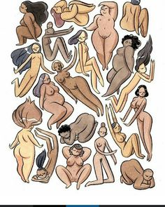 Celebrate body diversity! All bodies are beautiful