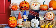 69 Creative Pumpkins