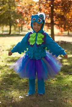 Really liking the whole hoodie and tutu parts! cute!