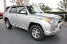 Vehicle Spotlight, 2010 Toyota 4Runner: Toyota of Plano Blog