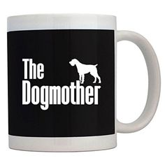 Fuuny Coffee Mugs The dogmother German Rough haired Pointer Mug ** Discover this special product, click the image