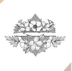 Tattoo inspiration 2017 – Nathaly Bonilla: Balance 2017 Trend Tattoo Inspiration 2017 – Nathaly Bonilla: Balance 🌸🖤 This image. Arm Cuff Tattoo, Wrist Tattoos, Body Art Tattoos, Tattoo Drawings, Sleeve Tattoos, Maori Tattoos, Tatoos, Maori Tattoo Designs, Flower Tattoo Designs