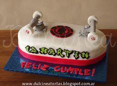 Torta Skate