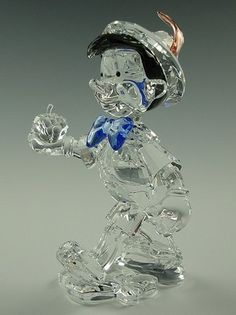 SWAROVSKI DISNEY PINOCCHIO Limited edition 2010