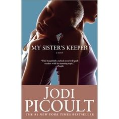 """An intimate peek into the lives of a family dealing with their daughter's cancer, Jodi Picoult's """"My Sister Keeper"""" shows us the emotion, the despair, and the fight to cling to hope which every cancer patient goes through."""