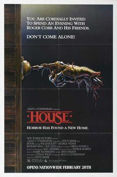 Posters de filmes de terror
