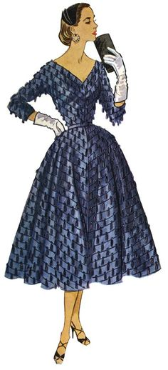 This will be my motivation to learn how to sew.  vintage fashion illustrations (and pattern fronts) Both male and female