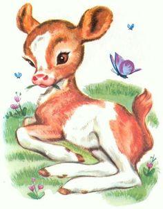 Photo Wall Collage, Collage Art, Animal Drawings, Cute Drawings, Dibujos Cute, Gif Animé, Vintage Cartoon, Vintage Artwork, Vintage Illustration Art