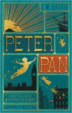 Peter Pan: J. M. Barrie: 9780062362223: Amazon.com: Books
