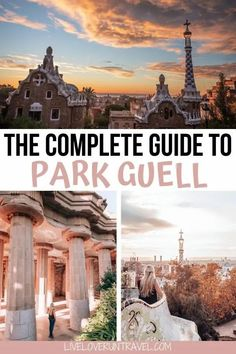 Find out how to get into Park Guell Barcelona free and what to see in Park Guell, one of the best things to do in Barcelona Spain. | Park Guell photography | Park Guell photo ideas | Park Guell Gaudi | Park Guell Instagram | Park Guell Barcelona Instagram | Park Guell Barcelona photos | Park Guell winter | Barcelona Spain must see | Barcelona Spain travel | Park Guell tips | Barcelona Spain photography | Barcelona Spain Gaudi | Barcelona Spain Instagram Spain Travel Guide, Europe Travel Tips, European Travel, Travel Guides, Travel Destinations, Budget Travel, Travel Expert, Travel Advice, Barcelona Spain Travel