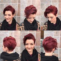 10 Short Hairstyles for Women Over 40 – Pixie Haircuts Update //  #Haircuts #Hairstyles #over #pixie #Short #Update #Women
