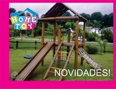 Parquinho Playground Hometoy