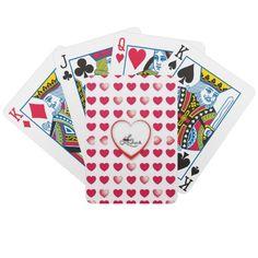 I Love you Poker Karten