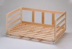 クローゼット収納ワゴン Japanese Bedroom, Woodworking Plans, Diy And Crafts, Toddler Bed, Home Improvement, New Homes, Organization, Storage, Interior
