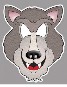 Fairy Tales and Building Oral Language Skills Kindergarten Art, Preschool Art, 3 Little Pigs Activities, Little Red Ridding Hood, Pig Mask, Puppets For Kids, Emoji Love, Kids Dress Up, Holiday Crafts For Kids