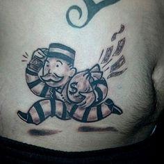 cool Top 100 money tattoos - http://4develop.com.ua/top-100-money-tattoos/
