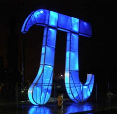 All about pi and Pi Day. Includes pi formulas and equations.