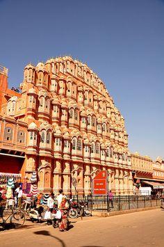 Hawa Mahal, Jaipur, Rajastan, India