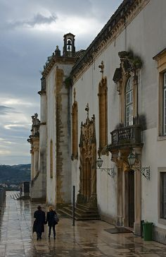 University of Coimbra, Portugal by Dmitry Shakin, via Flickr