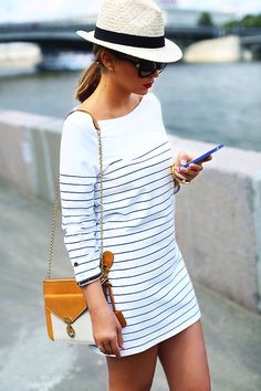 white and stripes