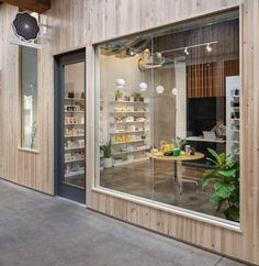 Spruced Up: A New Apothecary in Portland, Oregon: Gardenista