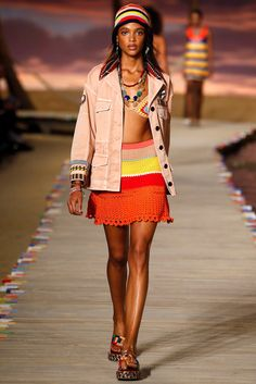tommy hilfiger spring / summer 2016 new york   visual optimism; fashion editorials, shows, campaigns & more!
