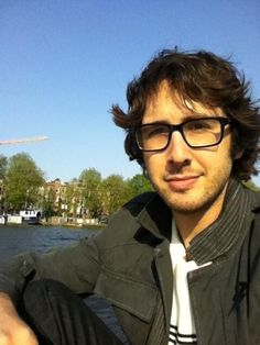 Twitter / @Josh Groban: Boat ride down the canals of #Amsterdam!! #selfie