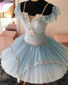 Le Réveil de Flore Ballet - #ballet #tutu #costume #flora #flore #lereveildeflore #variation #blue