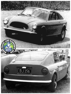 Our next #MonochromeMonday Mini is the gorgeous Ferris De Joux GT from New Zealand. I absolutely love this Mini Variant, beautiful lines on a proper lil GT!