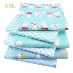 6pcs/lot,Twill Cotton Fabric Patchwork Cartoon Tissue Cloth Of Handmade DIY Quilting Sewing Baby&Children Sheets Dress Material #clothing,#shoes,#jewelry,#women,#men,#hats,#watches,#belts,#fashion,#style