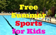 New York City:  Free Summer Outdoor Sports Programs for NYC Kids: No-Cost Swimming Lessons, Golfing, Tennis, Kayaking
