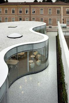 New Library in Maranello (2011)