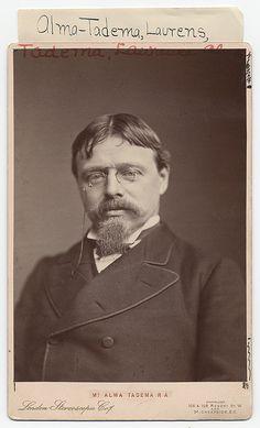 Sir Lawrence Alma-Tadema cir 1870