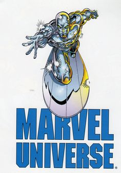 The Silver Surfer you never know who he will choose sides with