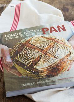 Cómo elaborar pan, de Emmanuel Hadjiandreou. Libro de recetas Anna Olson, Snacks Kids, Pan Bread, Cook Books, Empanadas, Brunch, Reading, Food, Gastronomia