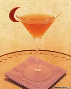 """See the """"Honeymoon Cocktail"""" in our Wedding Signature Drink Recipes gallery"""