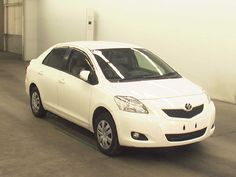 USED TOYOTA BELTA FOR SALE