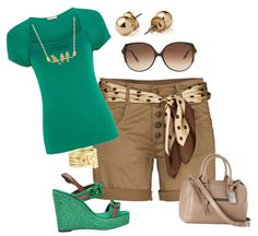 """summer liz"" by anabelenalons on Polyvore"