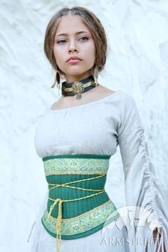 Exclusive medieval costume garb corset belt for sale :: by medieval store ArmStreet