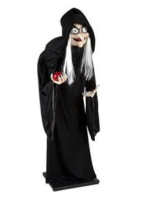 Life Size Animated KD Snow White Old Witch