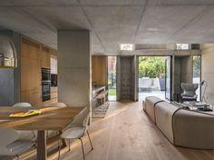 """Glebe House by Nobbs Radford Architects """"Location: Sydney NSW, Australia"""" 2013"""