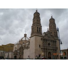Cathedral, chihuahua, Mexico