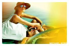 Two if by sea. Michael Kors Spring 2009