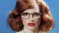Touch of Evil: Jessica Chastain. Part of a New York Times video series of actors playing the villain.